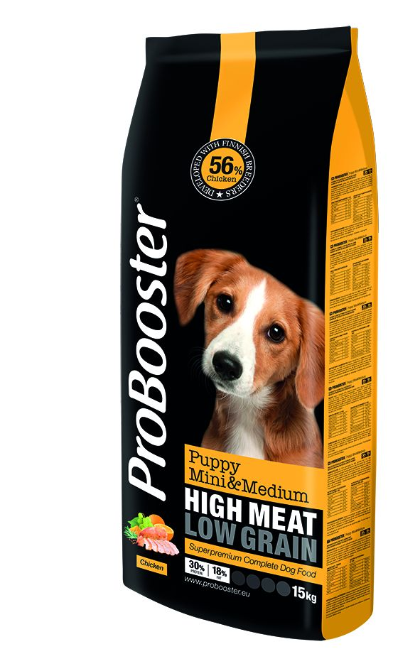 ProBooster Puppy mini & medium 15kg