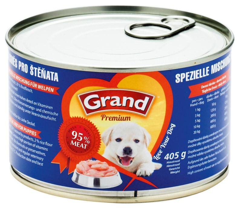 Grand speciál štěně 405g /6/